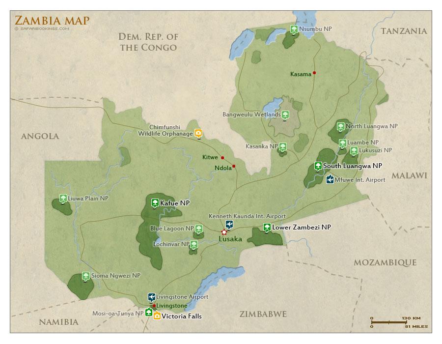 map-of-zambia