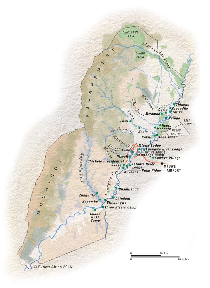 zambia-south-luangwa-map